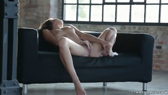 Spectacular Baby Ananta Mystical force Masturbating in Independently Vid