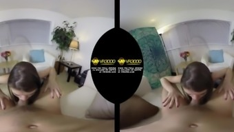 VR3000 - After Institution Very special - Starring Anastasia Rose - 180° HD VR Porn