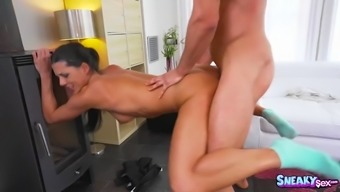 Alexa Tomas is basically a healthy blonde who exactly enjoys to fuck for all positions