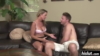 jodi east gets hooked by her stepson