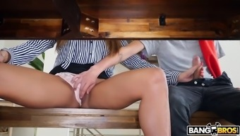 anissa kate handjobs her pupil and his awesome mother is none the more intelligent
