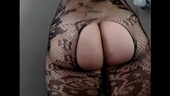 A Plus sized Horny ASS