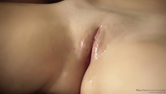 Jennifer Jacobs is great at milking a warm stud's hard dick