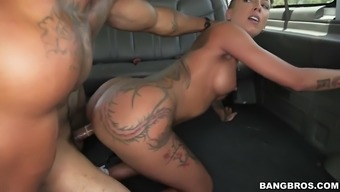 monster-assed milf attractive bella bellz loves a doggy-style pounding
