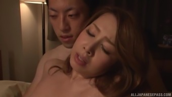 Insatiable ladies Kazama Yumi loves being fucked by a fellow