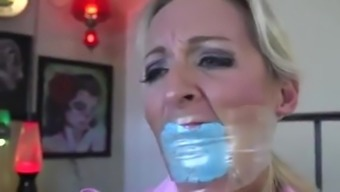 Remarkably gagged 2 or more