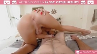 ts vr porn-horny ts thing to do mama kate aubery is going on a big penis in the butt