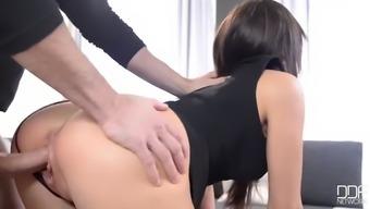 gorgeous conversational french housemaid cecilia lions fucks very difficult instead of proper cleaning the home