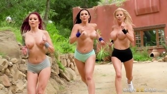 Monique Alexander and two additional females extracted from the sperm from someone