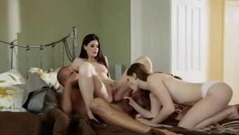19 removes.o. alice walk joins stepmom bombay summertime and her stepdaddy
