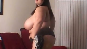 Plus-size woman gets her first slutty interview