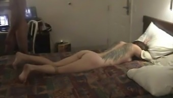Partner fucked by husband and close friend (cuckold)