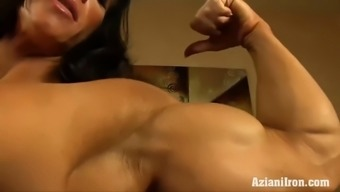 Athletic darling publicizing her huge clit and muff sports book odds