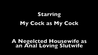 Dropped Housewife Needs Cock