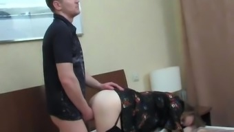 STP5 Spying And Fucking His Horny Mum !