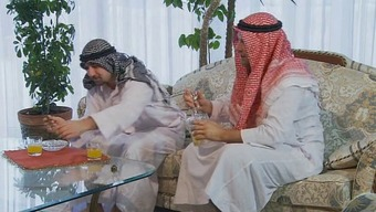 Simony Stone - With the use of two Arab men