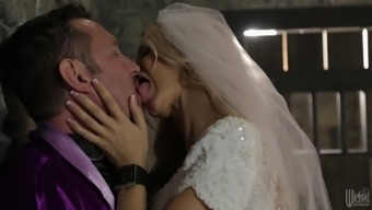 Ripe Jessica Drake Goes Hardcore With her Wedding ceremony Night-time