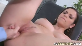 Busty Nekane Adores Great Cock
