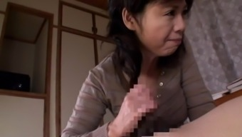 Big tits Far eastern Mature Part one(1)