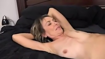 lean sizzling granny fucked by youthful guy.