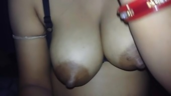 Fucked complicated horny boobs with massive sperms #indian