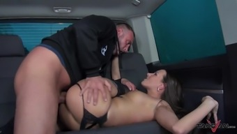 Takevan - Mea Melone get ass fucked by unfamiliar person from boulevard