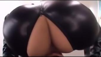 Japanese Big Tits Fucked In A leather-based tub chair - Hitomi Tanaka