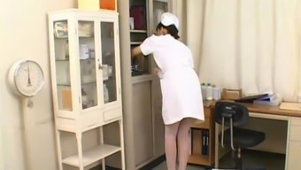 Extremely popular and Horny Far eastern Clinician - kissing healthcare provider