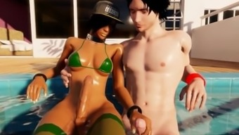 Hispanic Latina production Futa Love Ass Rammed In New Adult Online dating Pc game!