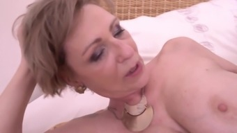 Warm milf and her younger partner 869