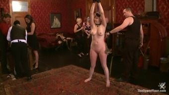 A Great Servitude Clip By using incredibly Docile Opposite sex