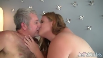 Fat macronutrients booty Scarlett gets fucked and sperm in mouth