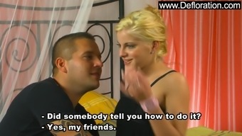 Lala Princess the recent blonde gf springs located on the big manhood
