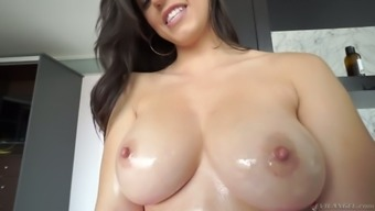 Lovely attractive Nekane is typically a cool hottie who would love to be fucked doggy