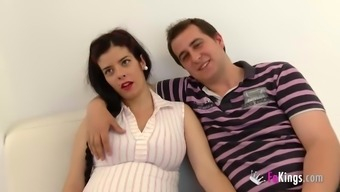 Promoting my becomes pregnant lover. Jordi enjoys an additional mom