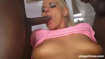 Simony Diamond gem is a hot brown in need of set up faultless cocks