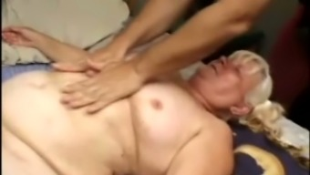 Fat black granny Vicky Salas gets her horrible hirsuite twat drilled very difficult