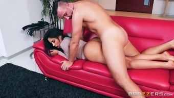 latina mother lela star getting doggystyled by keiran