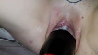 what needs to be done with vacant champagne bottle