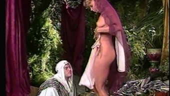 Gorgeous Danielle Rodgers letting the Arabic man total her beaver