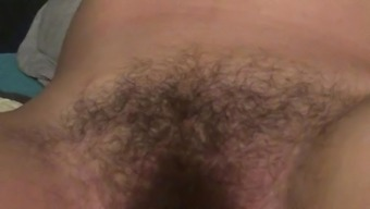 Shy pregnant hairy pawg wife