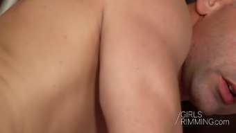 GIRLSRIMMING - Black Friday Anal Deal with Clementine Marcea