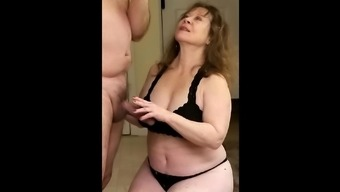 My MILF Wife Busting My Balls Short Version