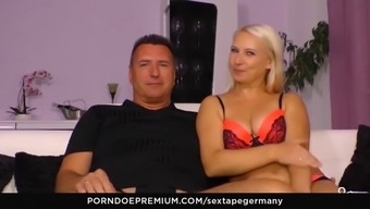 Sextape germany first time porn on camera with hot german