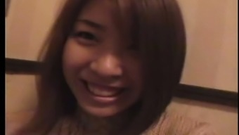 Nagisa Matsuyama loves it when her pussy gets fingered and she is lovely