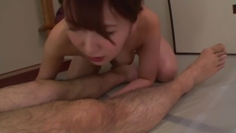 ruthless missionary pussy thumping with lascivious yui hatano