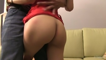Pleasing slutty toddler Tia Cyrus is hooked on major and hard penis
