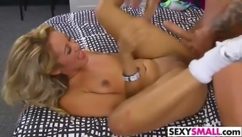 very small tinslee reagan gets fucked