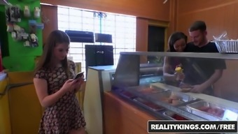 RealityKings - Some cash Discussing - Adrian Maya Alice Rally Brad St