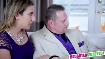 sophia grace, samantha hayes in lives dirtiest moms and dads pt1